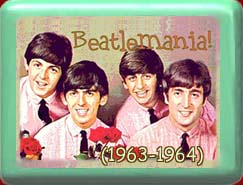 Beatlemania Photo Albums (1963-1964