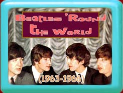 Beatles Round the World Photo Albums (1963-1966)