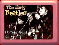 The Early Beatles Photo Albums (1957-1962)