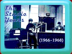 The Studio Years Photo Albums (1966-1968)